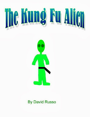 The Kung Fu Alien is a book on Amazon.  Please click below for the book.