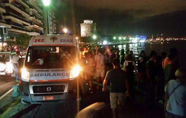 Τραγωδία στη Θεσσαλονίκη: Πνίγηκε 18χρονος που πήγε να σώσει το σκύλο του