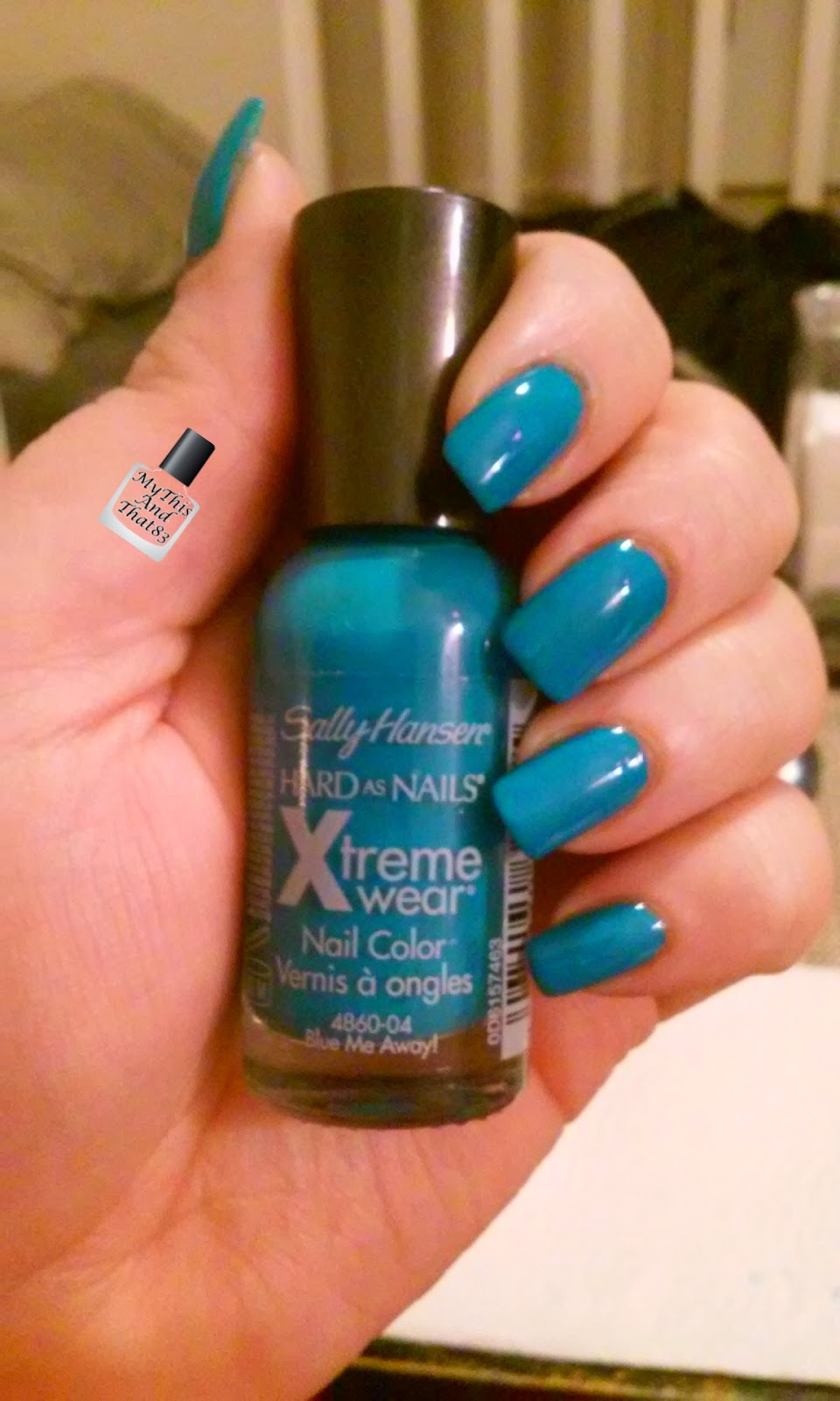 Sally Hansen 'Blue Me Away!'