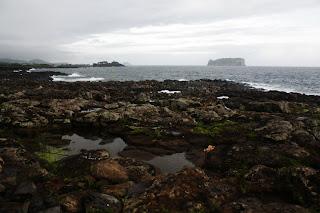 Gureombi與虎島遙遙相望