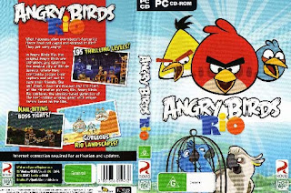 Free Download Games Angry Birds Rio Fulll Version For PC