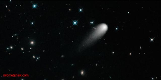 Inilah Komet yang akan 'Cemerlang'  Pada November Nanti