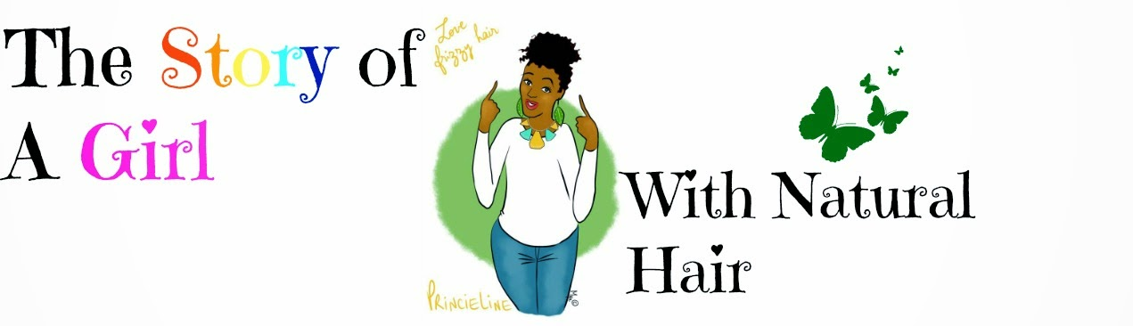 The Story of a girl with natural hair