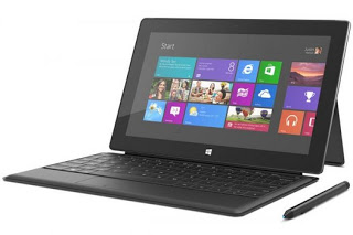 Microsoft Surface Pro Terbaru 2013 Telah Dirilis