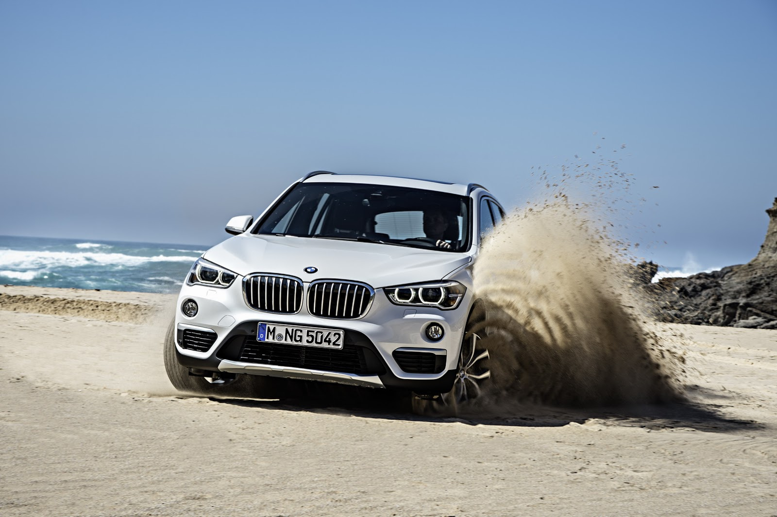 2016 Bmw X1 Moves Into Its Second Generation 76 Photos
