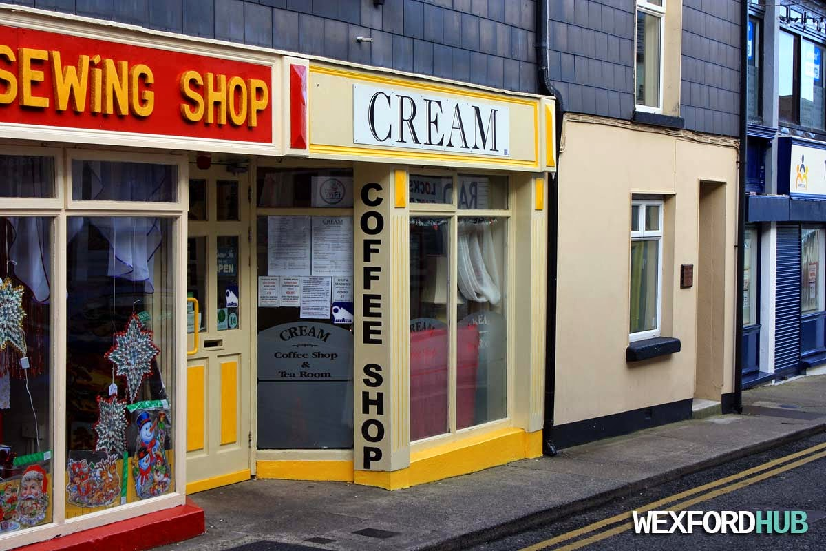 Cream Coffee Shop, Wexford