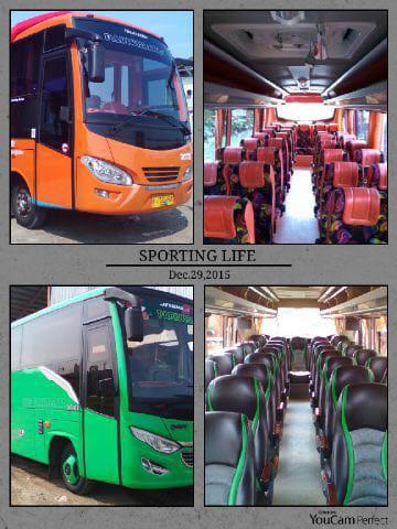 Sewa Bus Pariwisata
