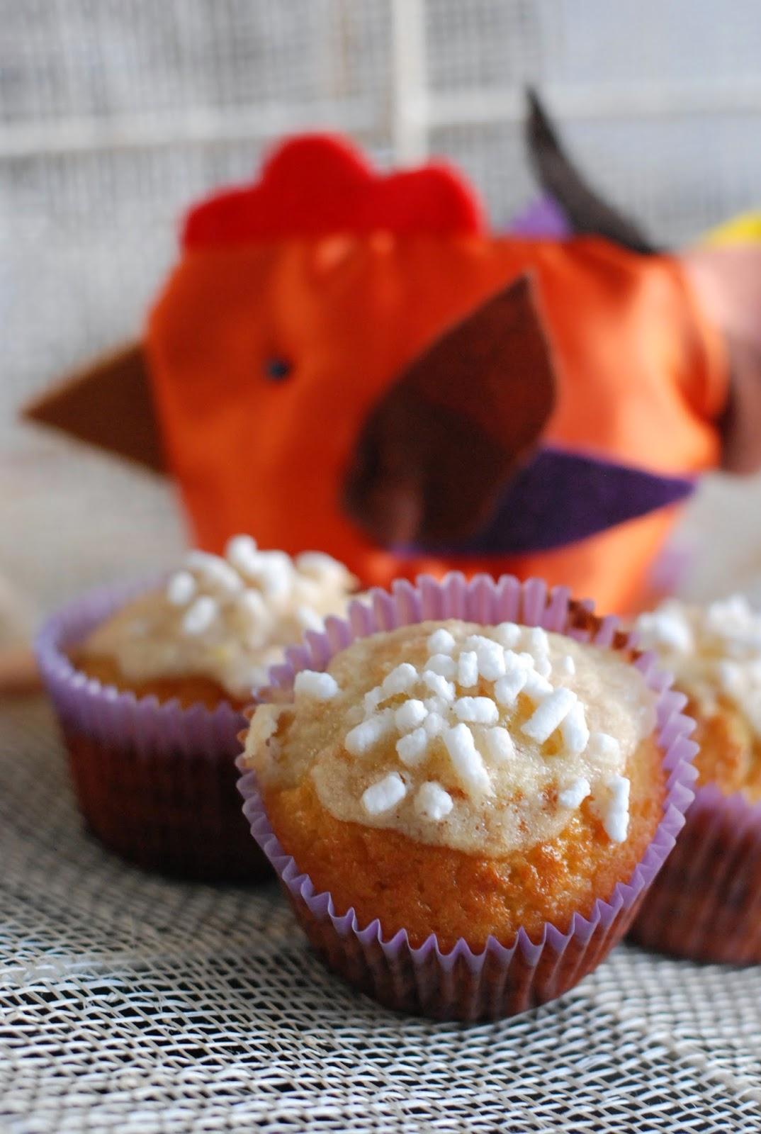 muffin che si sentono colombe