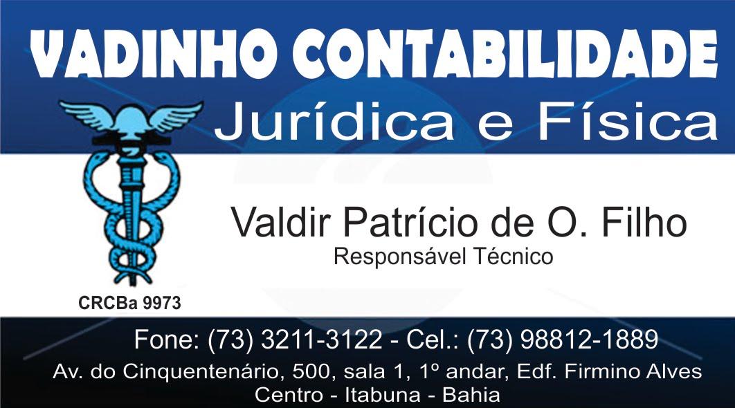 VADINHO CONTABILIDADE