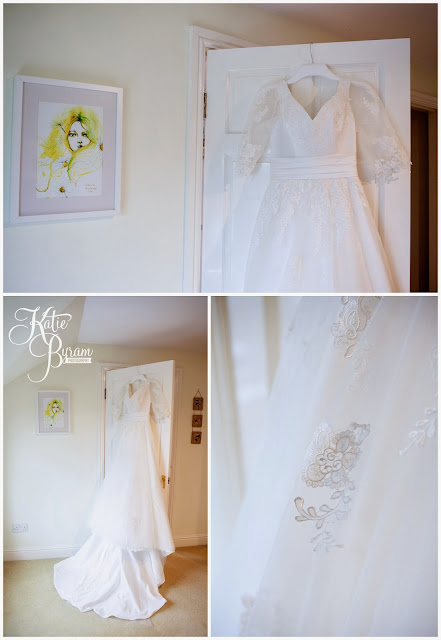 yap bridal boutique, diane harbridge wedding dress, diane harbridge, high house farm brewery, northumberland wedding, farm wedding, quirky wedding, alternative wedding photography, high house farm, brewery wedding, matfen brewery, matfen wedding, yap bridal boutique, wildflowers, katie byram photography, floral wedding, vintage wedding