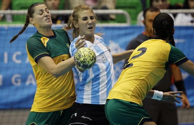 El duro calendario panamericano para las mujeres en 2015 | Mundo Handball
