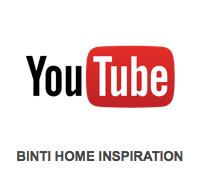 BINTI HOME YOUTUBE KANAAL