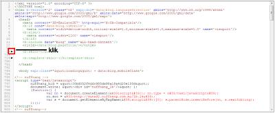 Tutorial : Cara Nak Edit New Blogger Template HTML