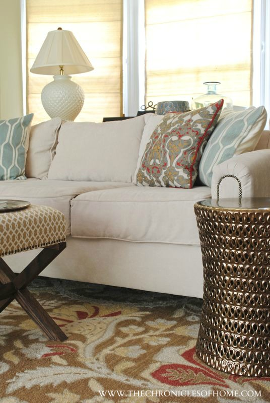Diy Sofa Reupholstery Sources And Tips