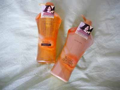 Tsubaki Head Spa - Shampoo & Conditioner