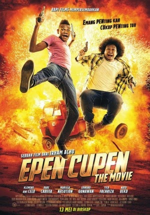 Jadwal Film Epen Cupen The Movie
