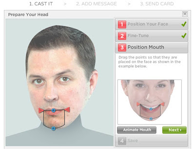 Gangnam Style Yourself face configurator
