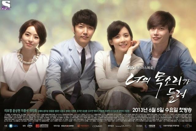 Korean Drama Series: I Hear Your Voice