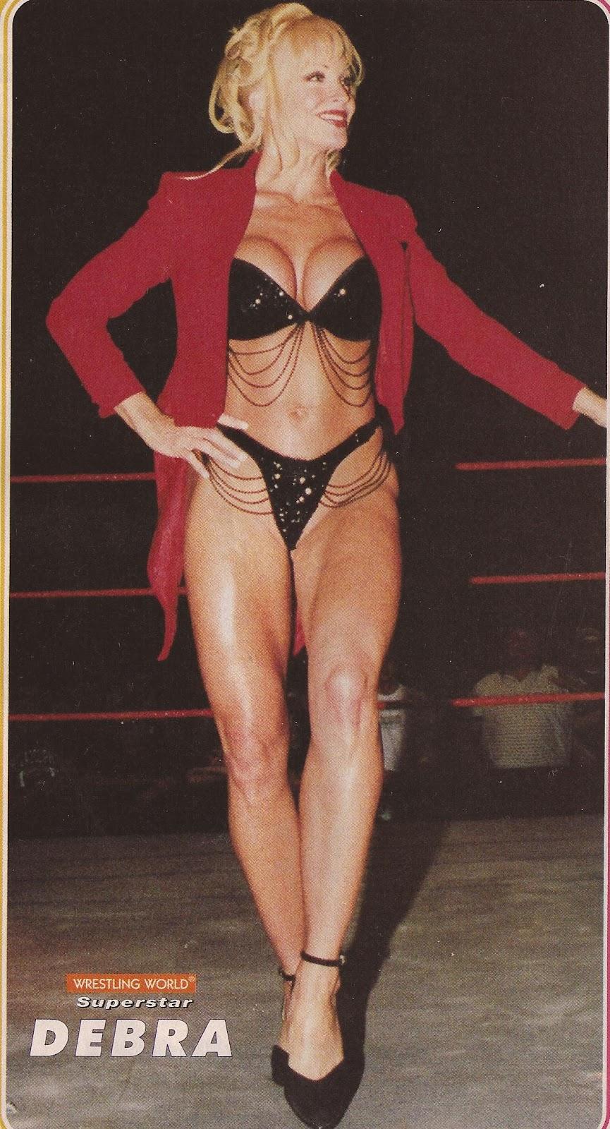 Classic Wrestling World Photos Debra Marshall Photos