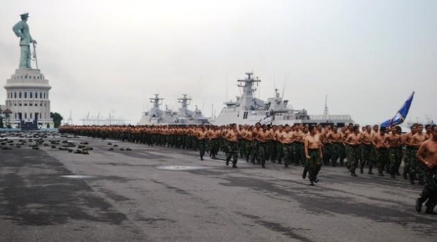 TNI AL dan AL Amerika Serikat Gelar Latihan Bersama
