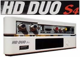 Atualizacao freesatelital HD Duo S4 v209