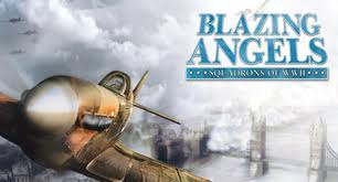 Blazing Angels Squadron Of WW2