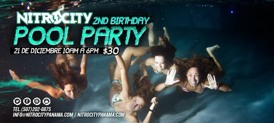 Nitro City 2nd Bday Party.