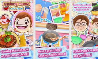 Cooking Mama game for Android