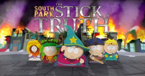 South Park The Stick of Truth logo