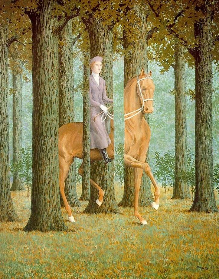 Un Magritte