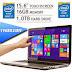 Laptop Terbaru Tosibha Beresolusi 4K Ultra HD