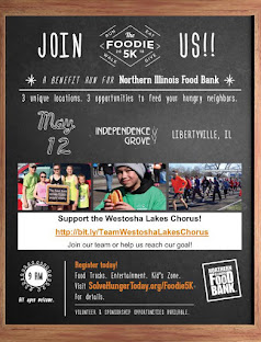 Foodie 5K for Northern Illinois Food Pantry