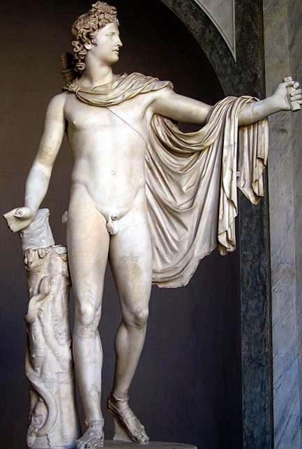La leyenda de Apolo