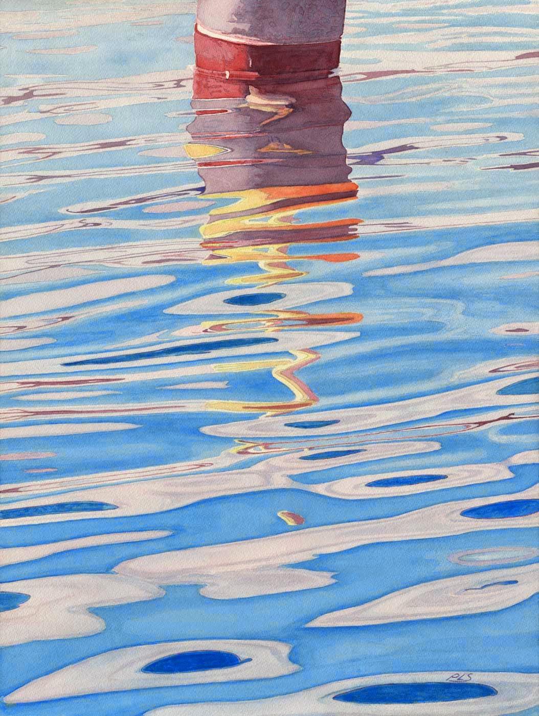 """""""Fluid Dynamics D"""" by Paul Sherman"""