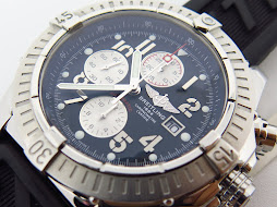 BREITLING SUPER AVENGER CHRONOGRAPH XL SIZE 48mm CHRONOMETRE - AUTOMATIC