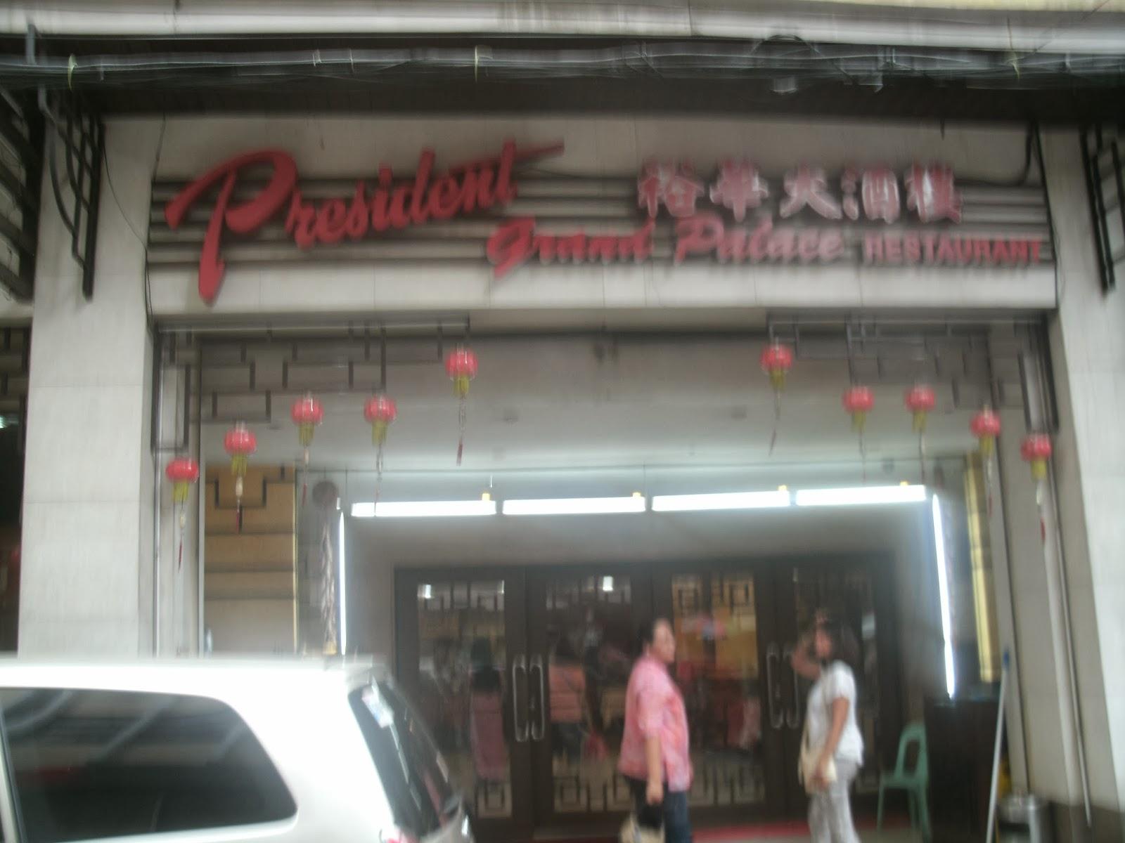 President palace Restaurant