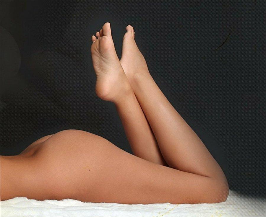 Фото голые женские ступни