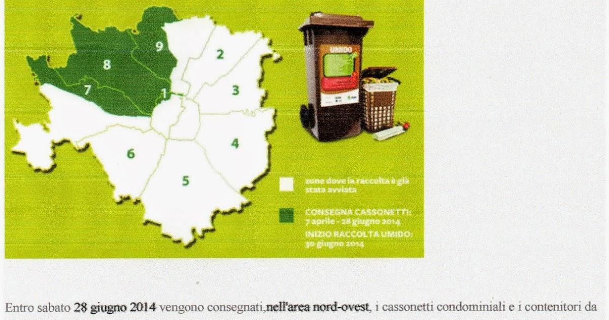 Comitato quartiere comasina milano raccolta dei rifiuti - Rifiuti umido ...