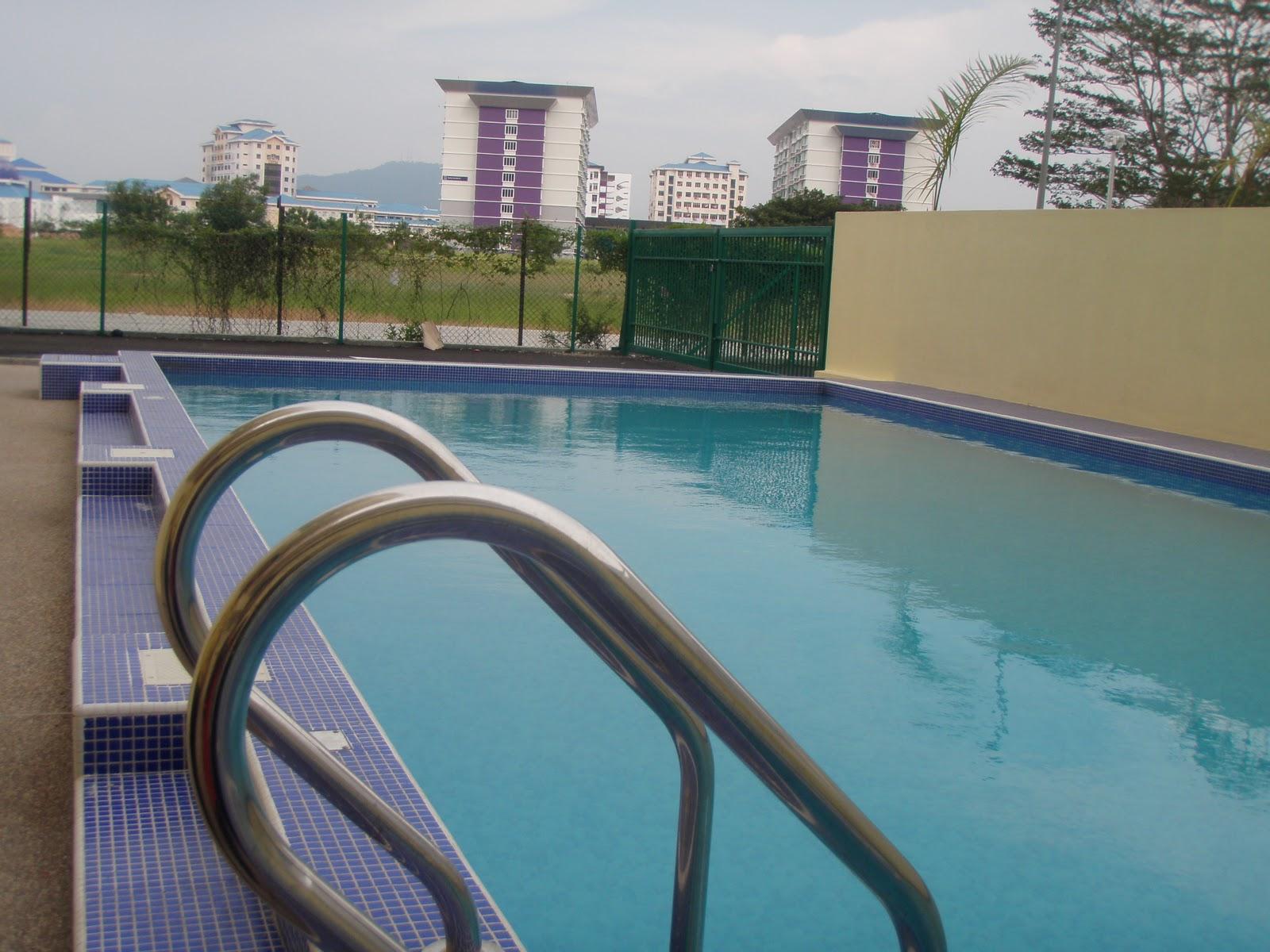 Nhar2 budget homestay rent sales pulau pinang malaysia - Seberang jaya public swimming pool ...
