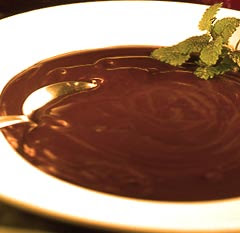 Sopa de chocolateeeee... :P