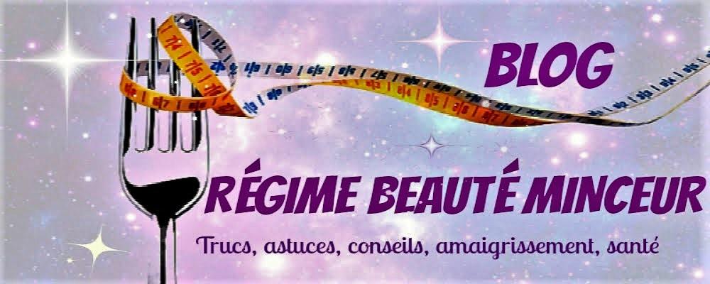 blog régime beauté minceur