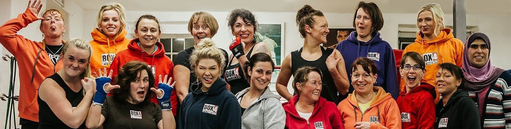 Box 4 Fitness, Hebden Bridge Boxing Club