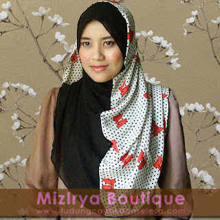 SHAWL HALF MOON DELILA