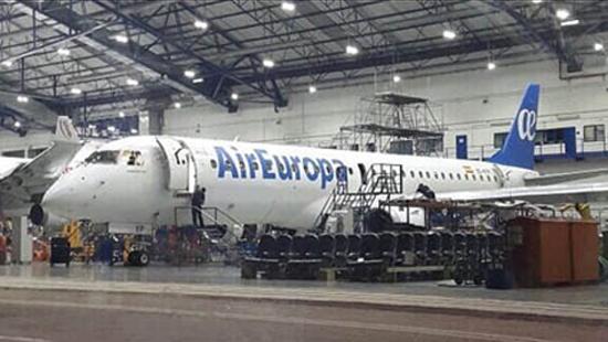 Descubre los nuevos colores de Air Europa