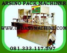 Automatic Cup Sealer 2 Line Mekanik