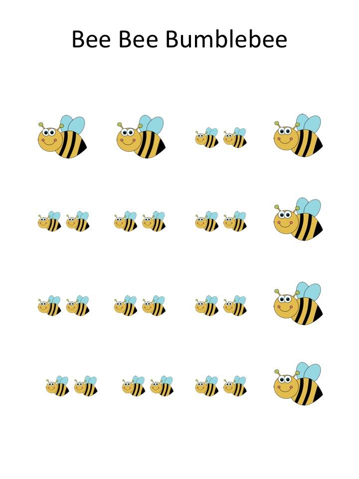 Lyric bumble bee song lyrics : Buzzin' with Bee Songs!!! - Music a la Abbott - Amy Abbott ...