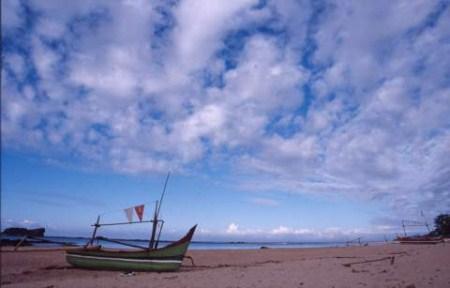 Pesona Pantai Bayah, Banten