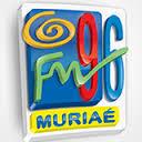 ouvir a Rádio 96 FM 96,3 Muriaé MG