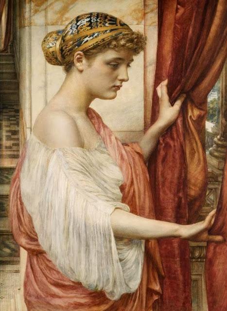psyche,Edward Poynter,goddess