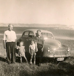 Albury in Australien 1957